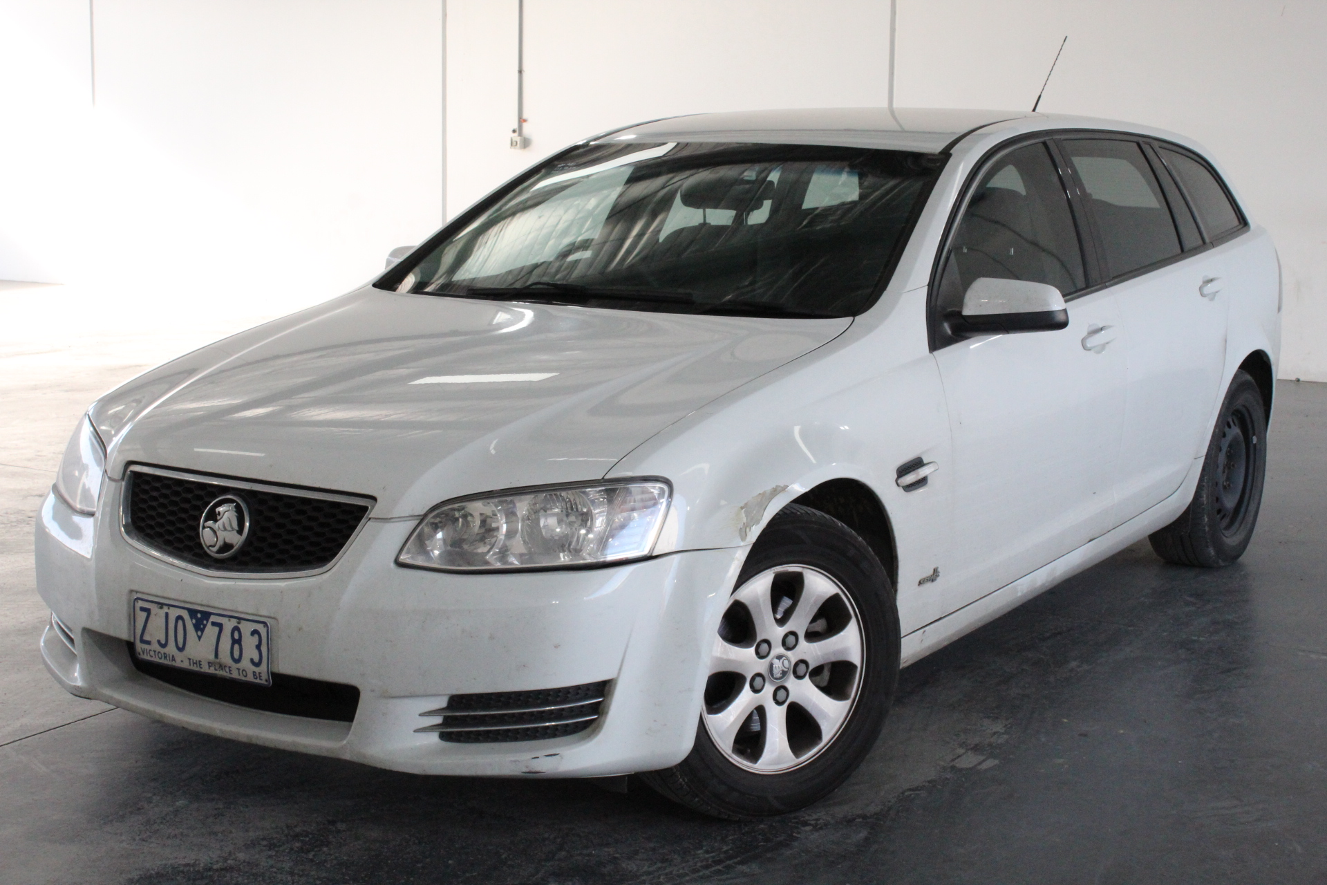 2012 Holden Sportwagon Omega VE Automatic Wagon