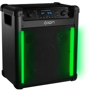 ION Block Rocker Max Portable Speaker c/