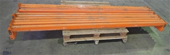 Pallet Racking Load Beams
