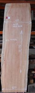 Large Timber Slab - Australian Red (Box)