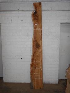 Timber Slab - Australian White Cypress