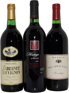 Mixed Pack of South Australian Red Wine