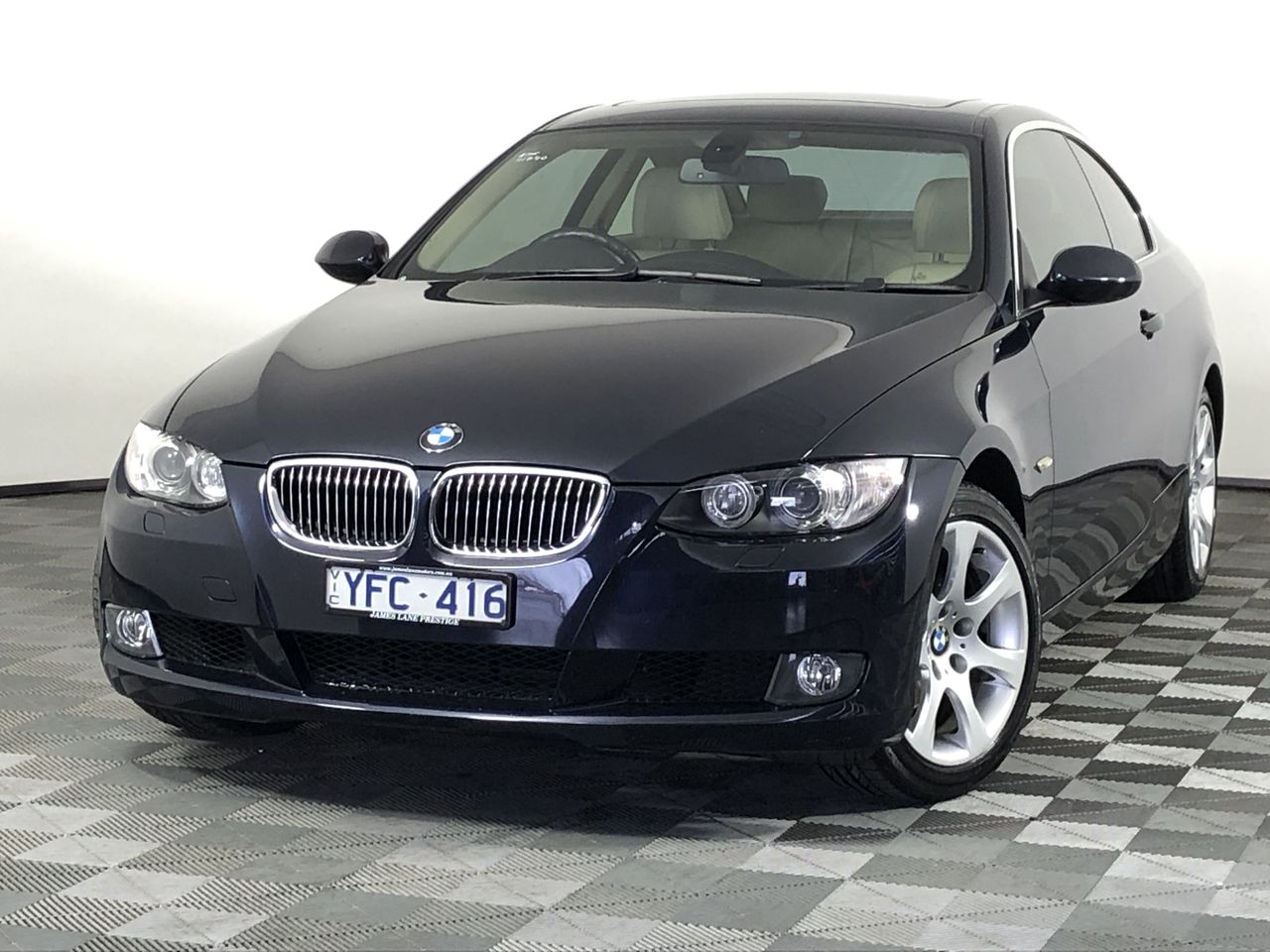 2006 BMW 3 325i E92 Automatic Coupe