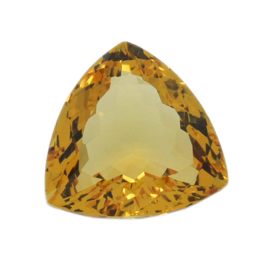 One Loose Citrine, 62.80ct in Total