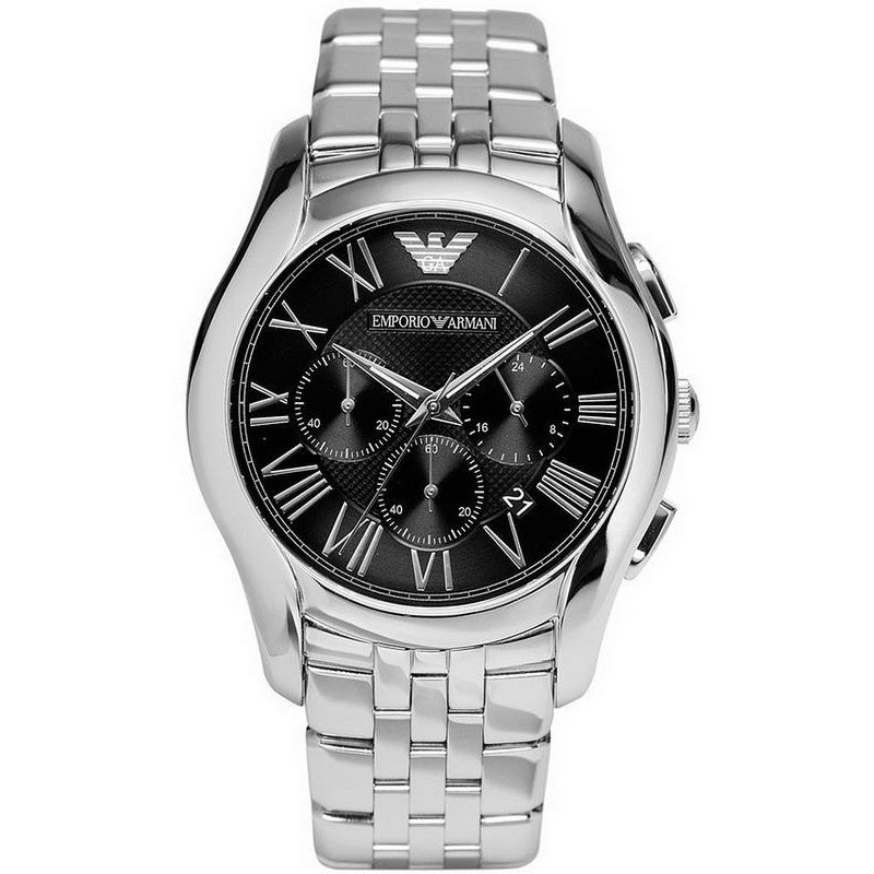 Stylish New Emporio Armani Classic Stainless Steel Men'S Watch