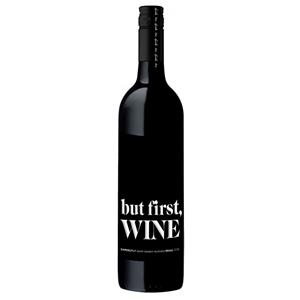 But First Wine Shiraz 2018 (12x 750mL),