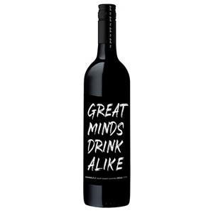 Great Mind Shiraz 2018 (12x 750mL), Sout