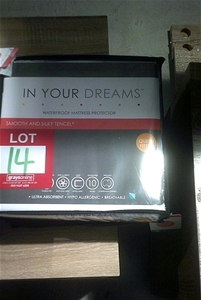 """2 units of """"In Your Dreams"""" Queen size t"""