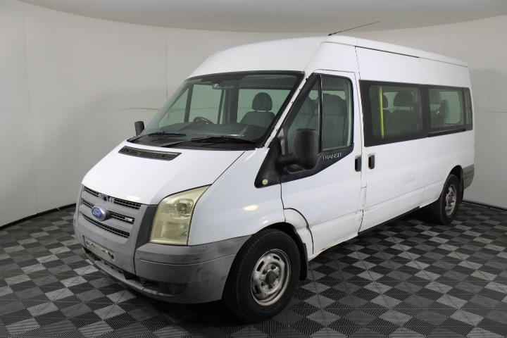 2008 Ford Transit Turbo Diesel 12 Seat Bus