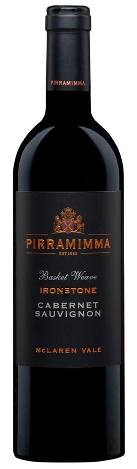 Pirramimma Ironstone Basket Weave Cabernet Sauvignon 2016 (6 x 750mL) SA