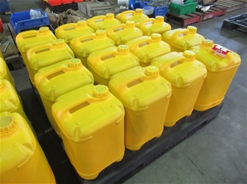 Plastic Storage Tubs