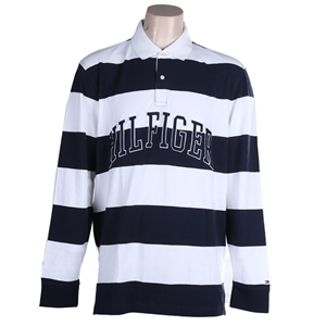 TOMMY HILFIGER Men`s Washington Polo Shi