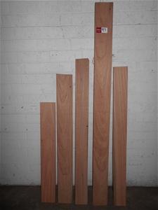 Assorted furniture board pack (5 boards)