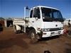 2002 Nissan UD PK255 Tipper Truck (White) 4x2