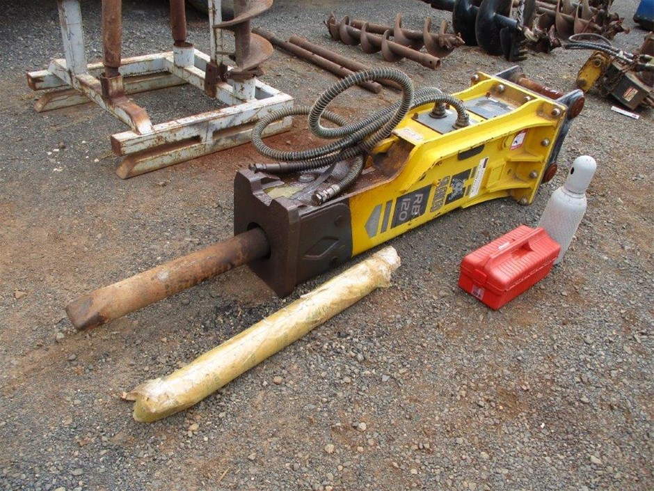2017 RB120 Silenced Hydraulic Rock Breaker for 13ton Excavator