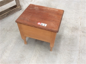 Toilet Chair / Table