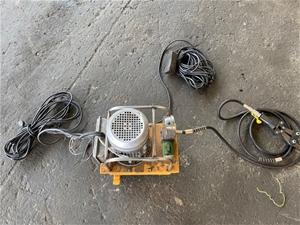 Hydrolic Cutter for steel cutting