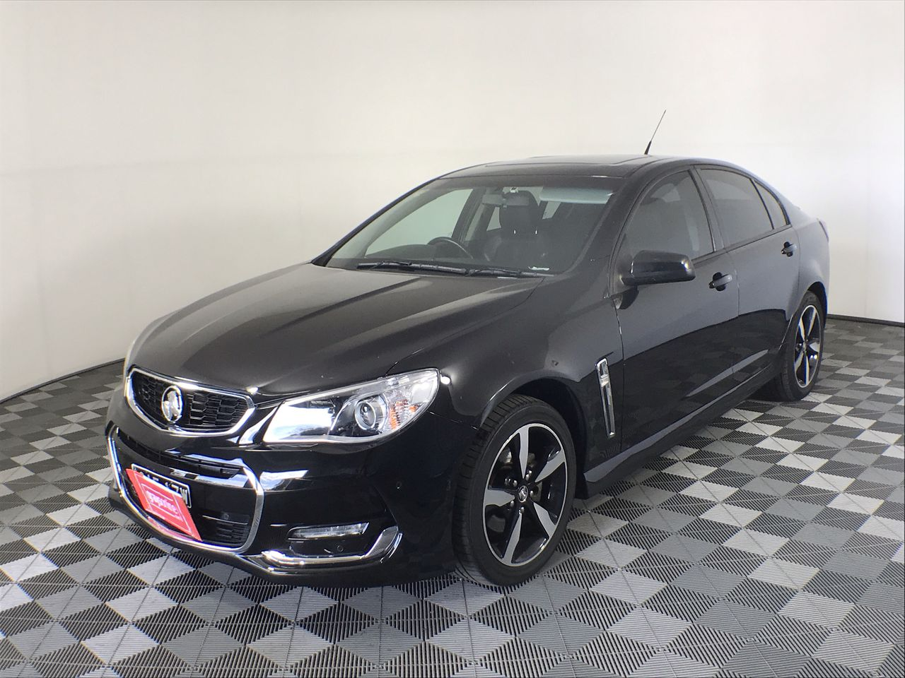 2015 Holden Commodore SV6 VF Automatic Sedan 50,866km