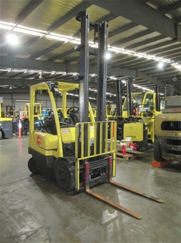 Hyster H1.8FT 4 Wheel Counterbalance Forklift