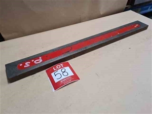 """1 x Red Parallel Bar 30 - 3 - 1"""""""