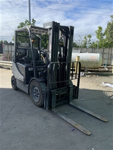 Forklift - Counterbalance