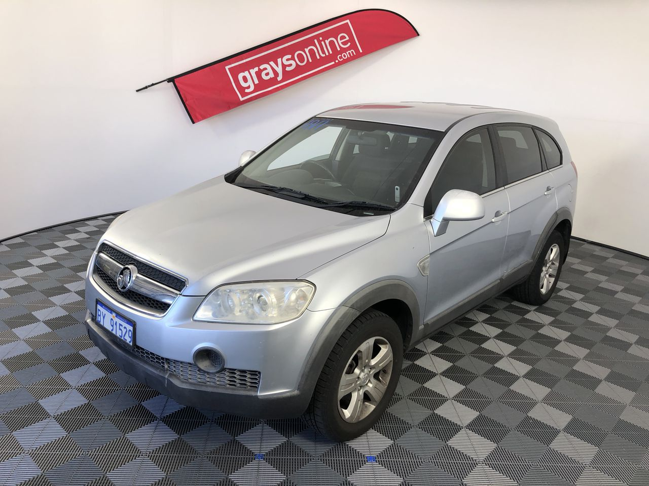 2008 Holden Captiva SX (4x4) CG Automatic Wagon