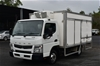 Mitsubishi Canter FUSO Automatic Refrigerated Truck
