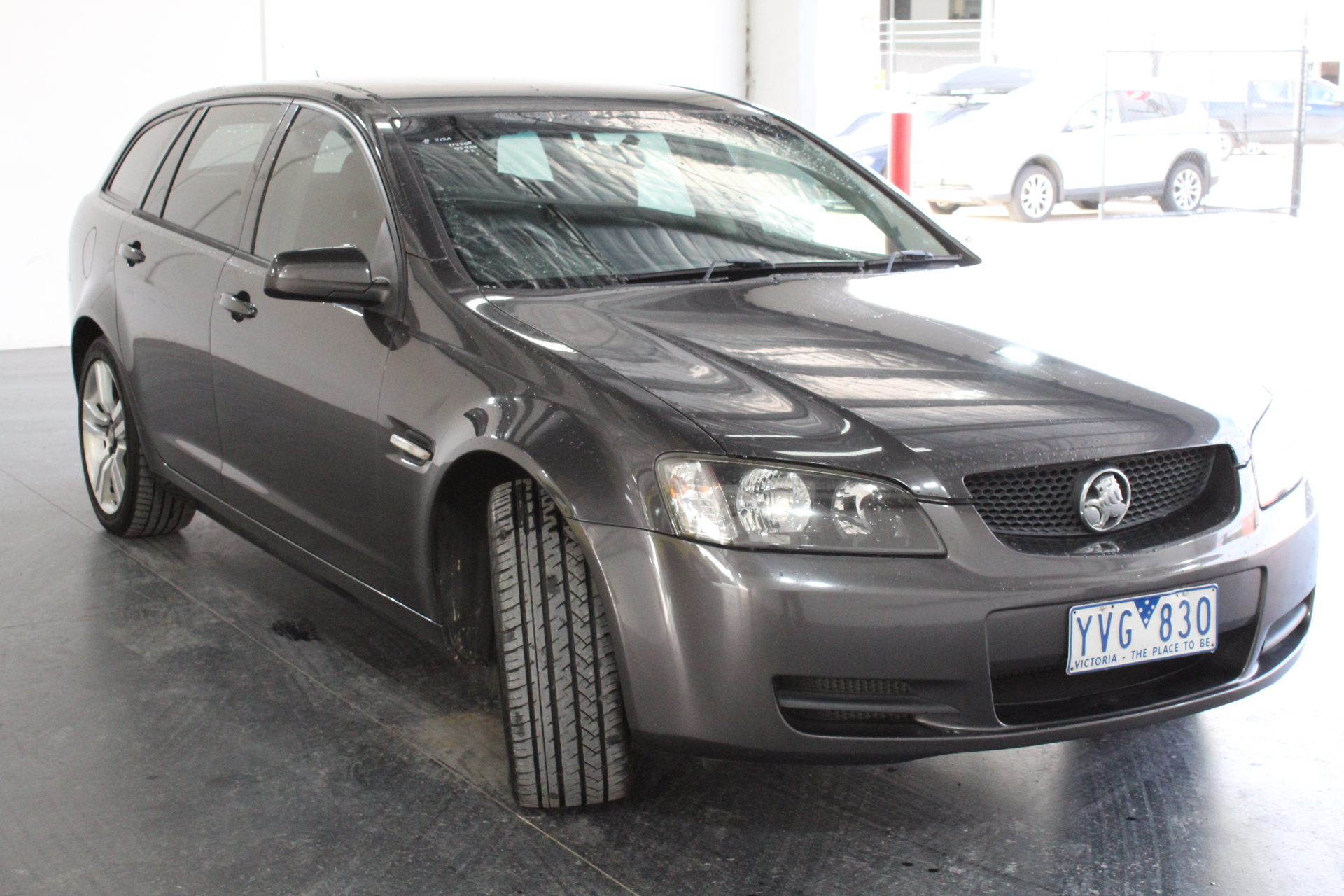 2008 Holden Commodore Omega VE Automatic Wagon