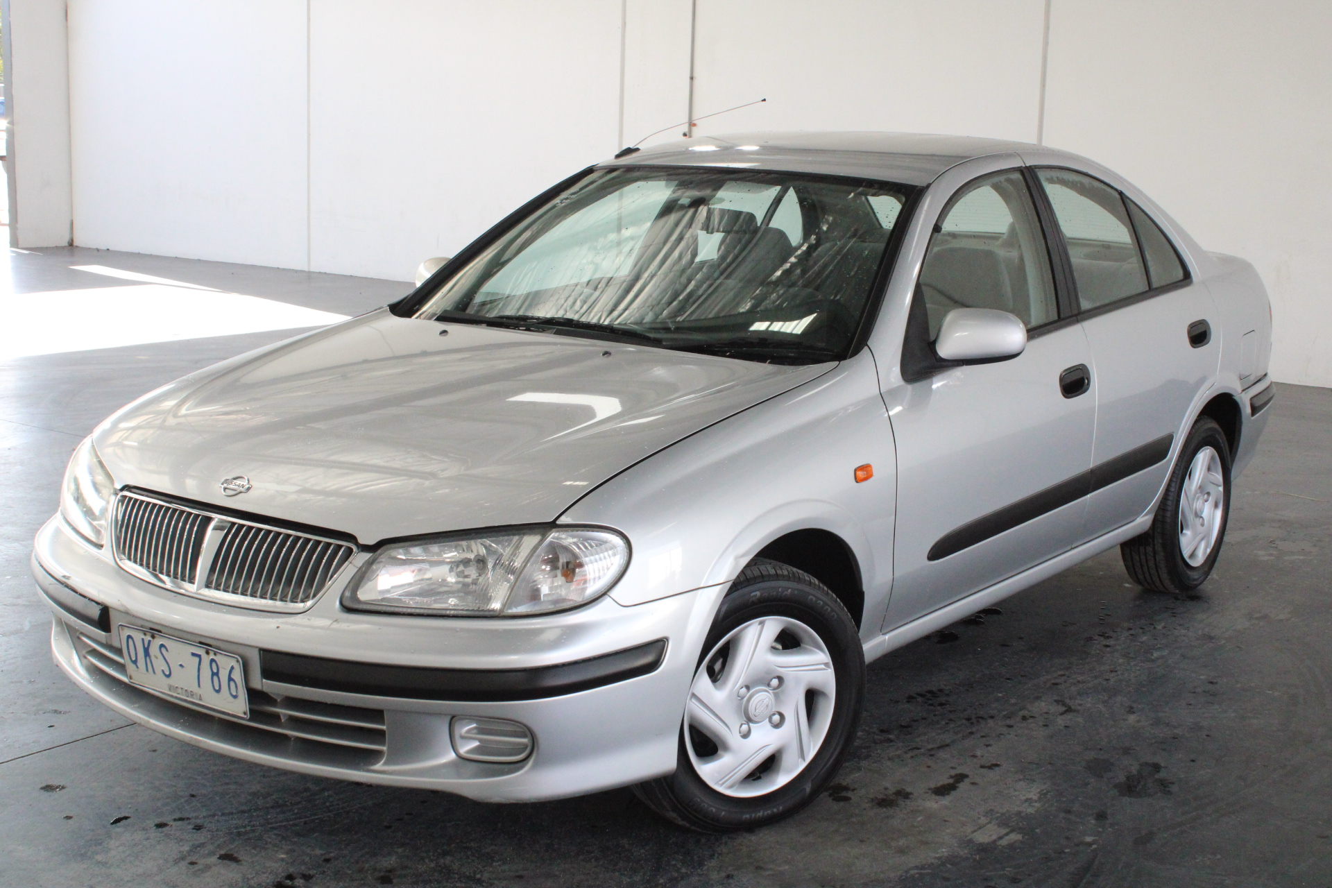 2000 Nissan Pulsar LX N16 Automatic Sedan