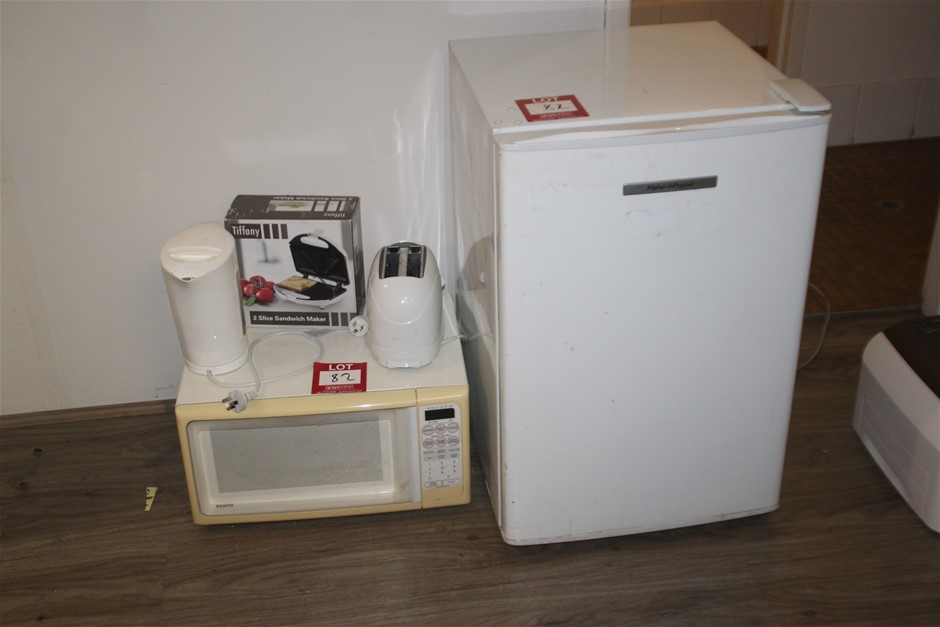 Assorted White Goods