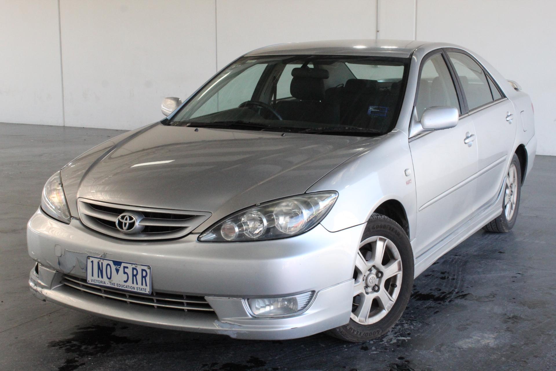 2004 Toyota Camry Sportivo ACV36R Automatic Sedan