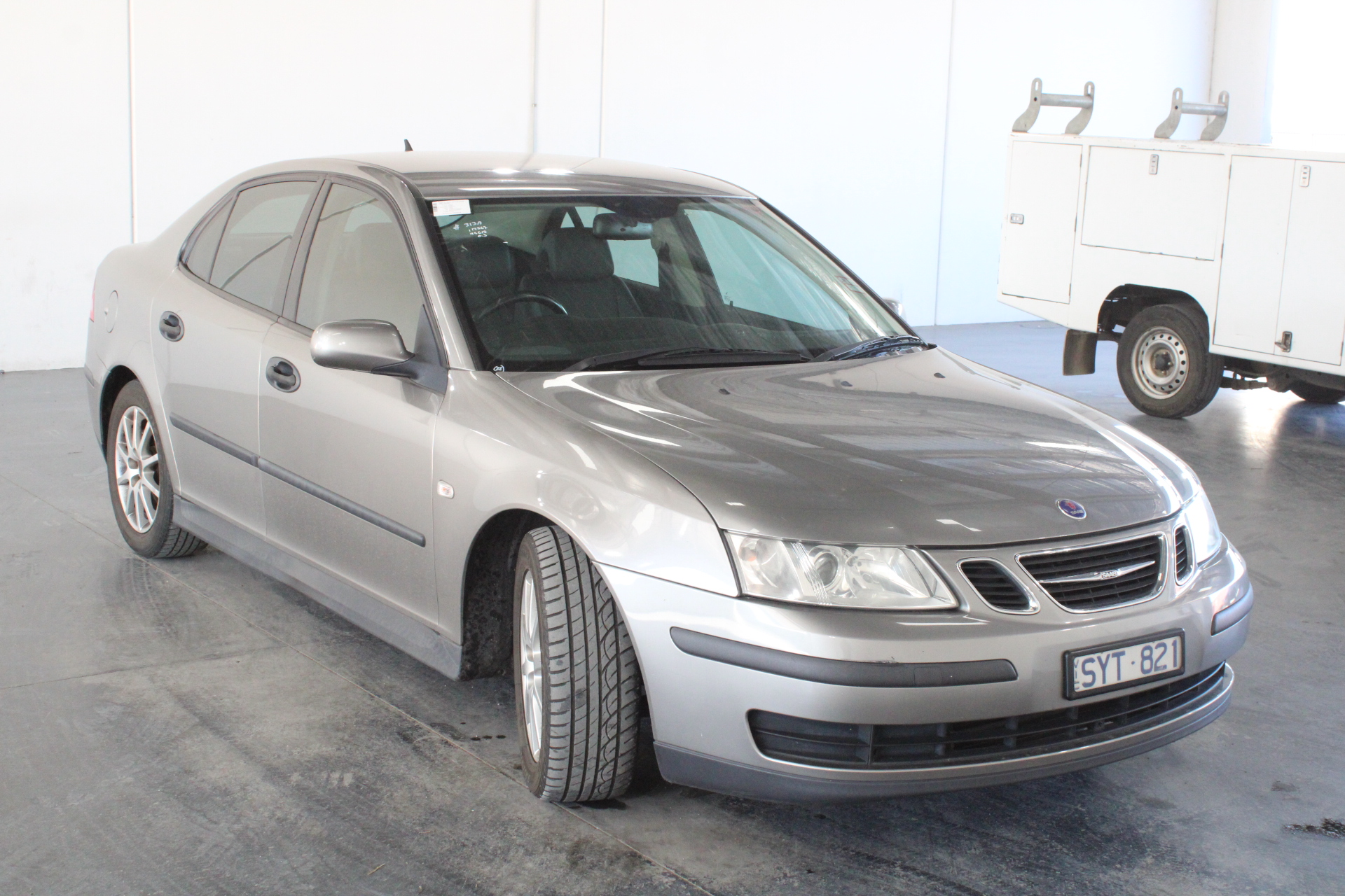 2004 Saab 9-3 Linear 1.8T Automatic Sedan