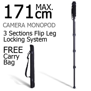 Weifeng Extendable Portable Camera Tripo