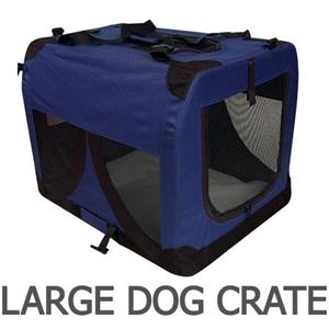 i.Pet Large Portable Soft Pet Carrier- B