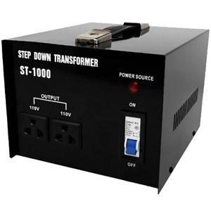 240v 110v Stepdown Transformer Converter