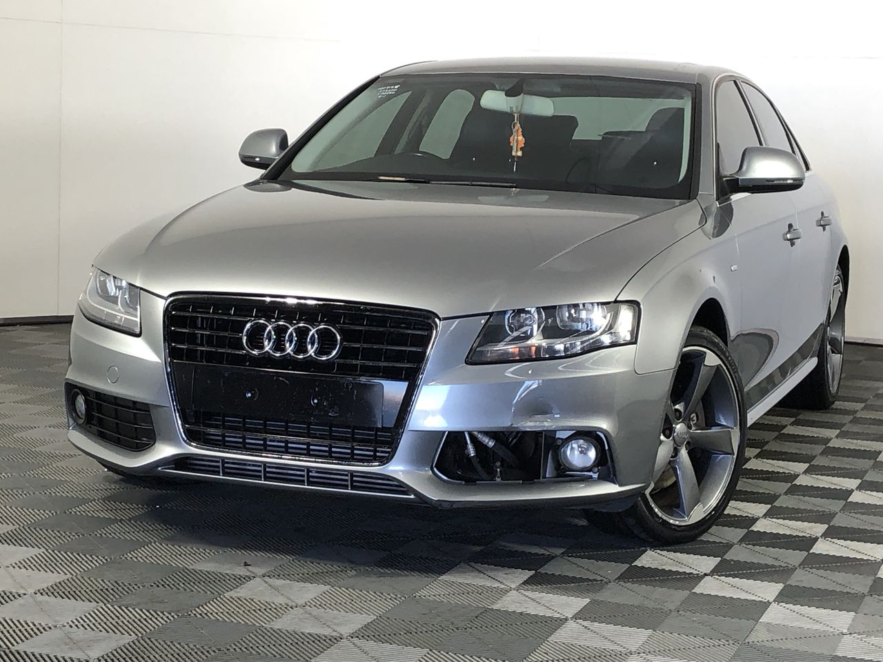 2009 Audi A4 2.7 TDI B8 Turbo Diesel CVT Sedan