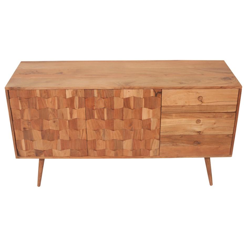 Hansen SideboardAcacia Timber