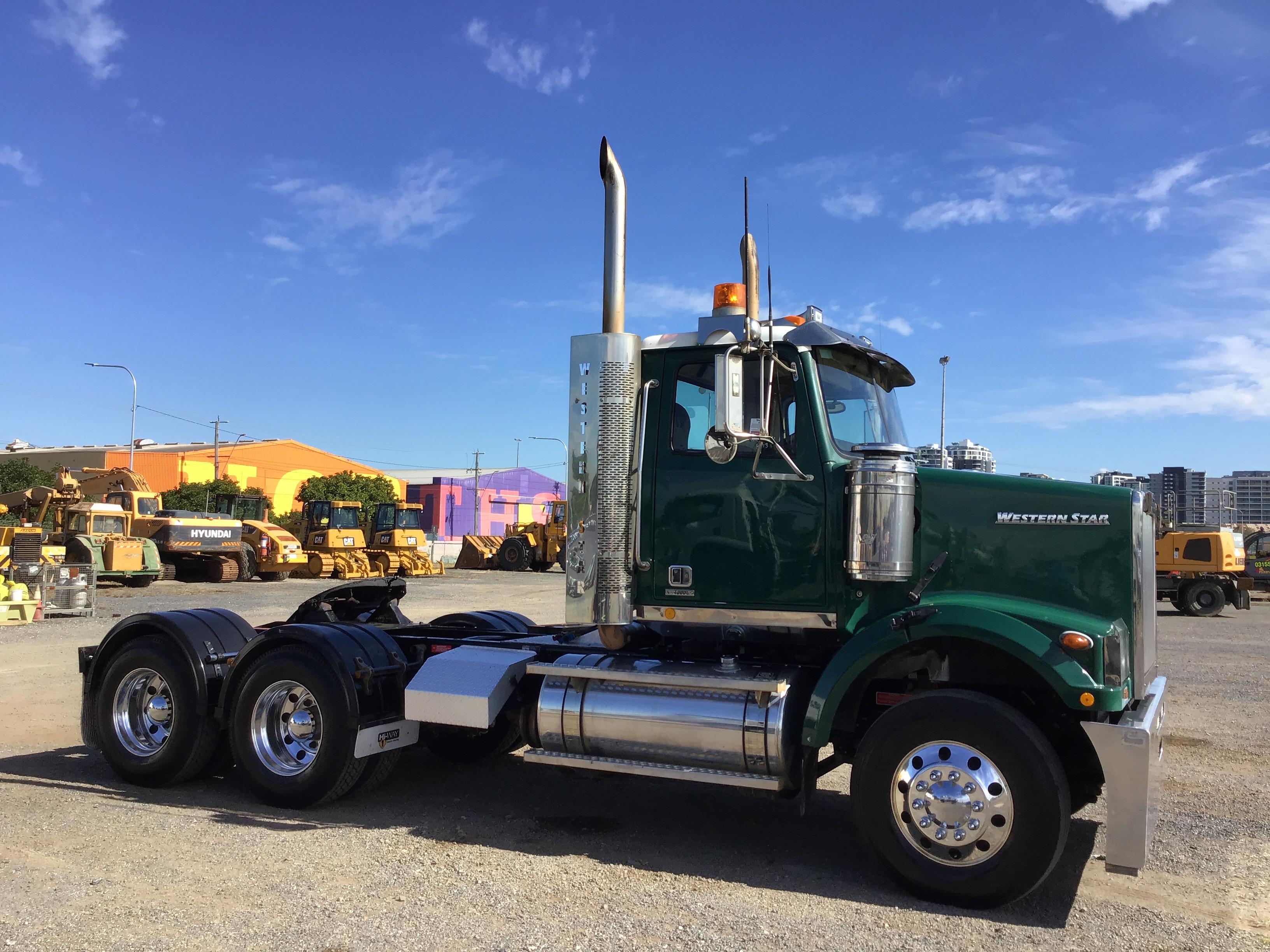 2013 Western Star 4800 FX Constellation (Ex Fleet) 6 x 4 Prime Mover Truck