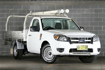 2010 ford falcon ute fg cab chassis auction 0002 5005834 for Ford motor company warranty information