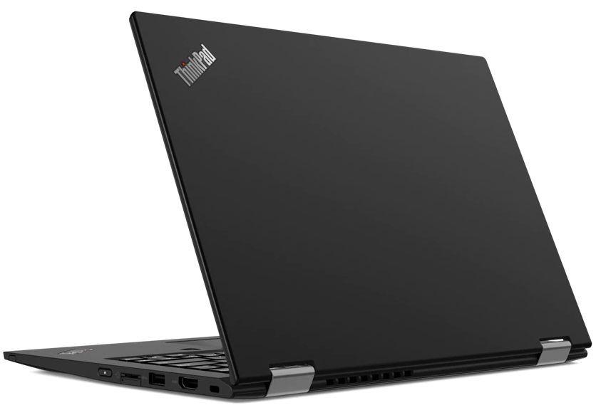 Lenovo ThinkPad X390 Yoga 13.3-inch Notebook, Black