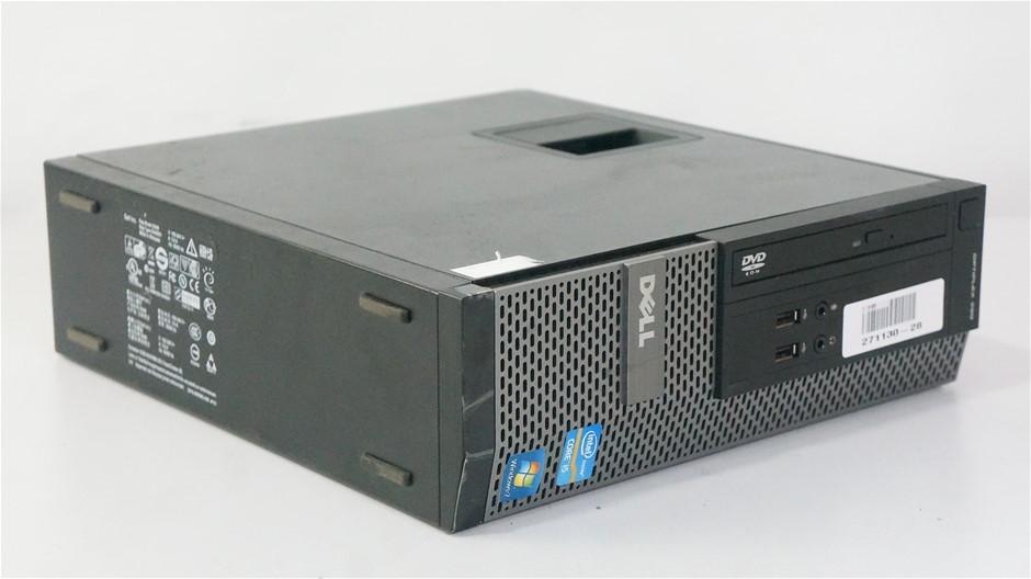 Dell OptiPlex 390 Small Form Factor Desktop PC