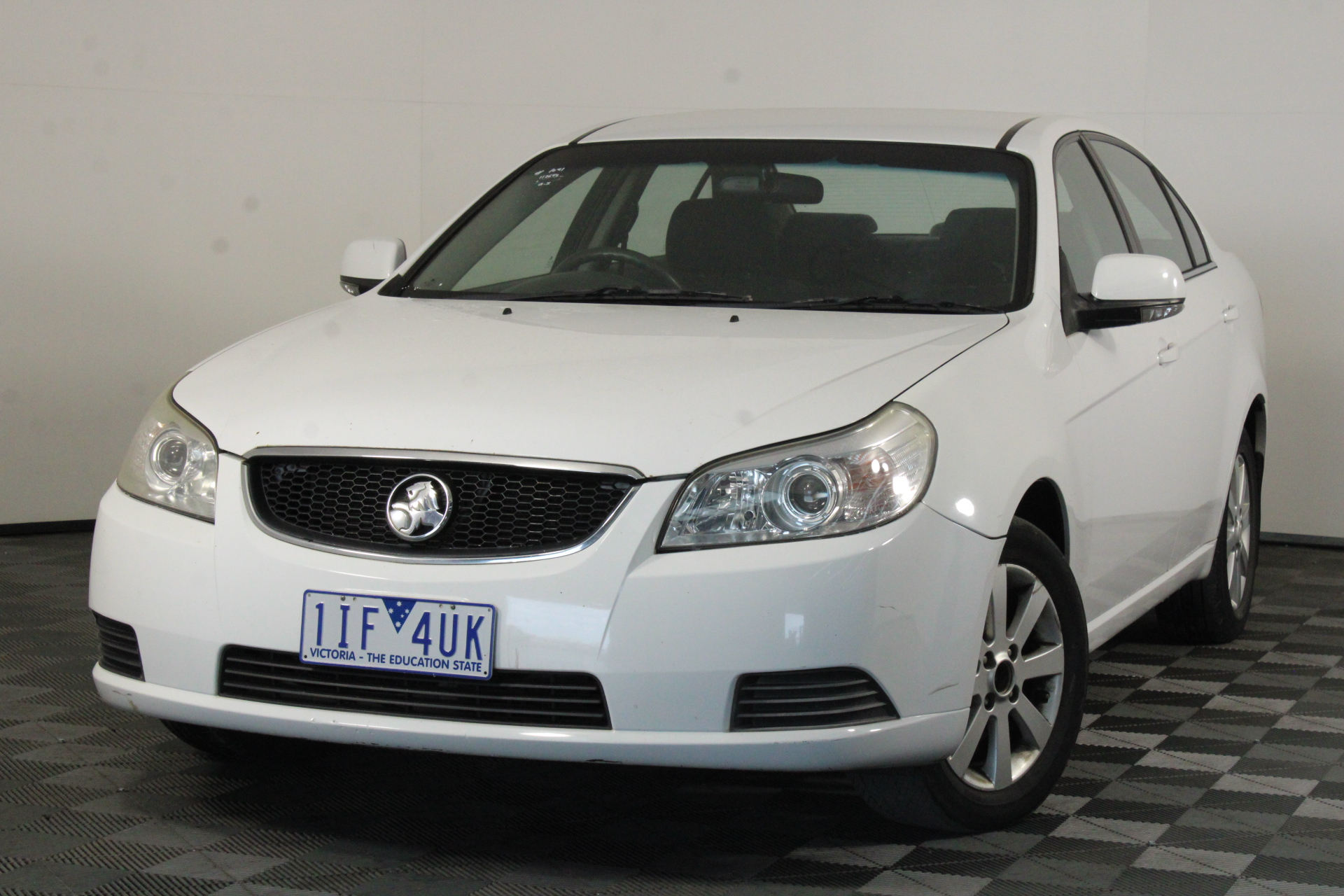 2010 Holden Epica CDX EP Automatic Sedan