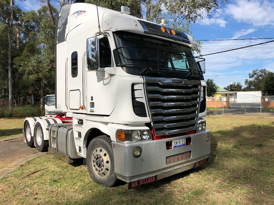 2012 Freightliner Argosy 6 x 4 Prime Mover Truck