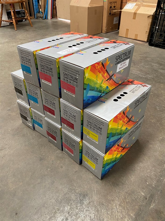 Box of 13 Compatible HP 2840 Toner Laser Cartridges