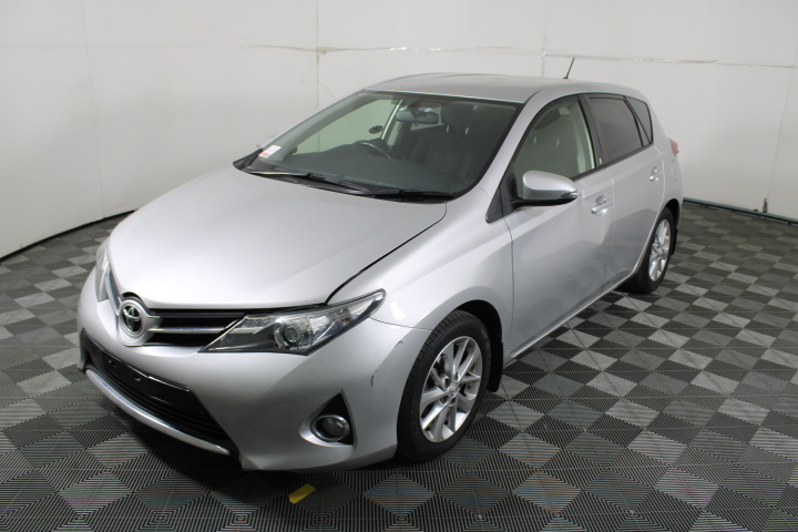 2015 Toyota Corolla Ascent Sport ZRE182R CVT H/Back -RWC issued 18 May 2020