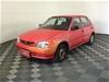 1996 Daihatsu Charade CS Automatic Hatchback