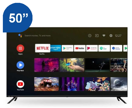 "CHIQ 50"" UHD TV U50H10"