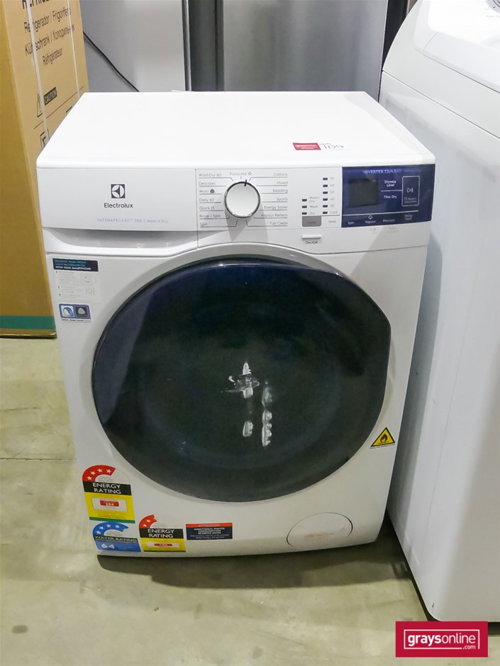 Electrolux EWW7524ADWA Washing Machine