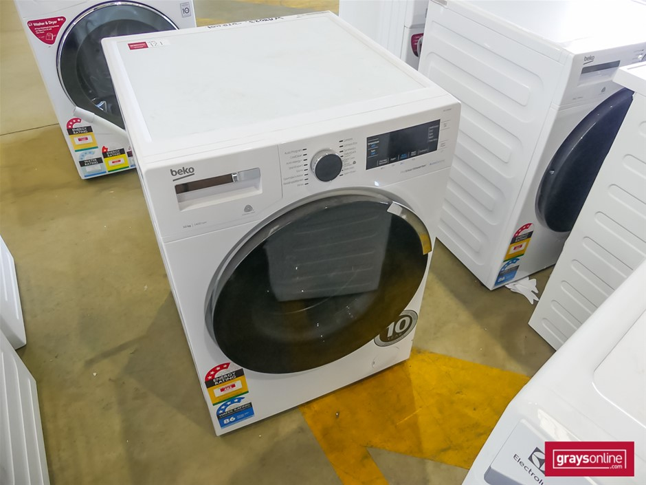 Beko BFL103ADW Washing Machine