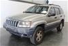 2000 Jeep Grand Cherokee (4x4) Auto (Service History)